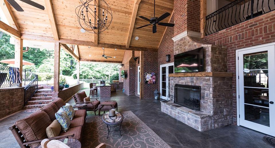 Outdoor Porch Renovations